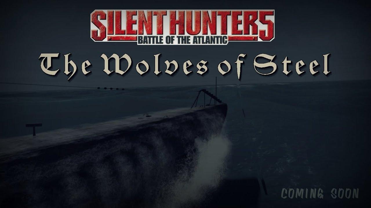 Silent Hunter 5 Wolves Of Steel