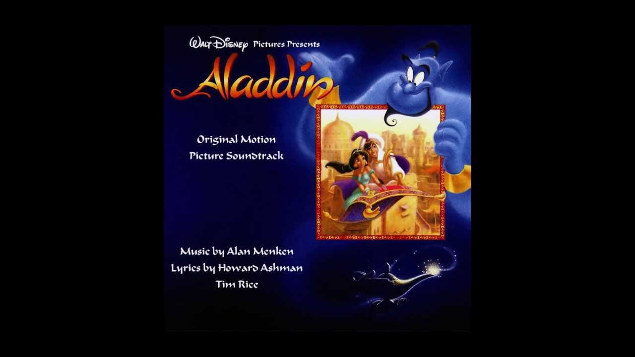 Exceptional Aladdin   Original Motion Picture Soundtrack   02   Legend Of The Lamp!    YouTube