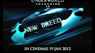Underworld : Awakening 3D (Trailer)