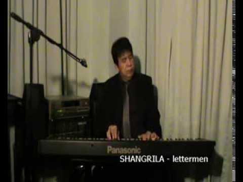 SHANGRILA  instrumental cover DANNY J.