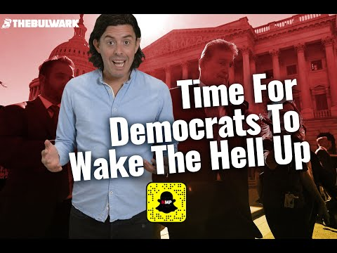 Time For Democrats To Wake The Hell Up
