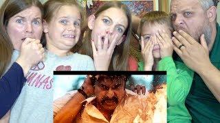 Madhura Raja Official Trailer | American Reaction