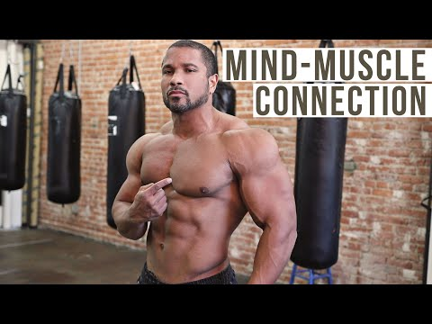 4 TIPS FOR MIND MUSCLE CONNECTION!