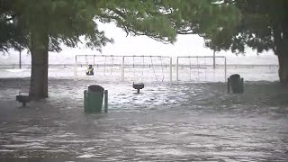 Video: Flooding in New Bern, NC