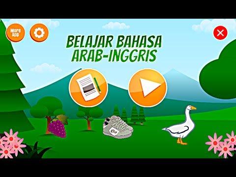 Belajar Bahasa Arab Inggris - Game Edukasi Anak Belajar Bahasa Arab Inggris Indonesia