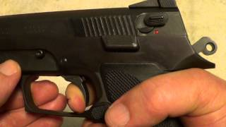Star MegaStar semi-auto pistol in 10mm