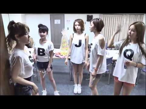 [Daily]T-ara special edition - Back Stage