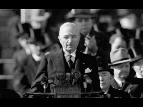 President Truman Announces German Surrender and Calls For Day of Prayer