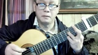 Chiếc Lá Cuối Cùng (Tuấn Khanh) - Guitar Cover
