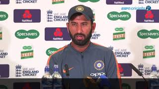 #ENGvsIND Pujara: Was clear with my game plan against Anderson