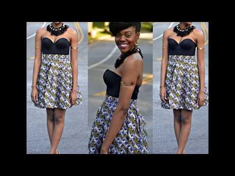 100 WAYS AFRICAN WOMEN CAN ROCK ANKARA, ASO EBI, DRESSES