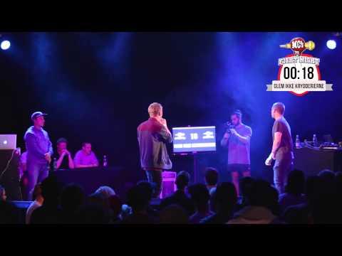 MC's Fight Night Kval-Finale 2015 Battle 7 (1/8 finale) ELBANOVIC vs. VOVEPELSEN