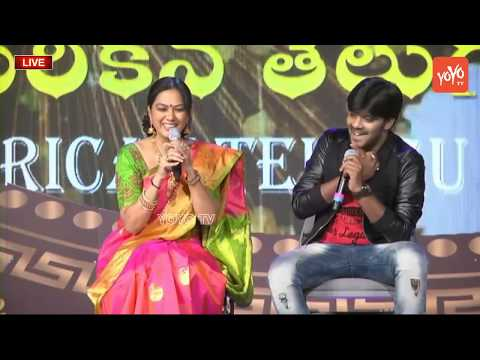 Jabardasth Sudigali Sudheer Latest Skit   Hema   Dhanaraj   American Telugu Convention   YOYO TV