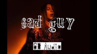 Billie Eilish - bad guy [6D AUDIO]🎧
