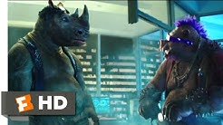 Teenage Mutant Ninja Turtles 2 (2016) - Bebop & Rocksteady Scene (3/10) | Movieclips