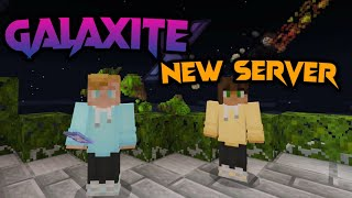 NEW SERVER GALAXITE! Good or Bad?