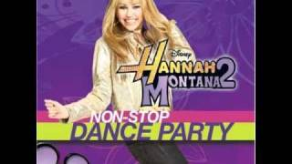 Hannah Montana 2 Non Stop Dance Party   Hannah Montana   Make Some Noise Chris Cox Remix