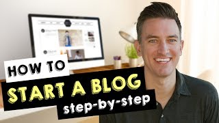 How to Start a Blog - Step by Step Tutorial for Beginners
