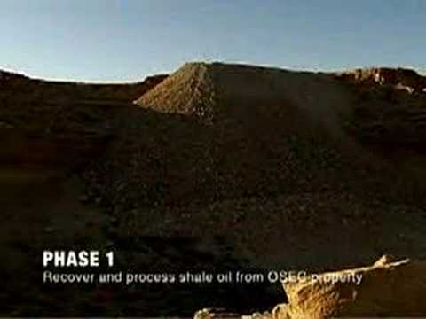 Oil Shale Video