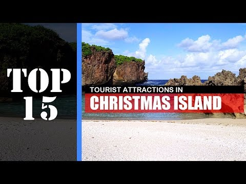 TOP 15 CHRISTMAS ISLAND Attractions (Things to Do & See)