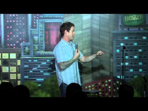 "Comedy Central ""Comics to Watch"" - Portland Showcase - Todd Armstrong"