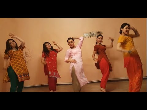 Laung Laachi Title Song Mannat Noor / Dance group Lakshmi