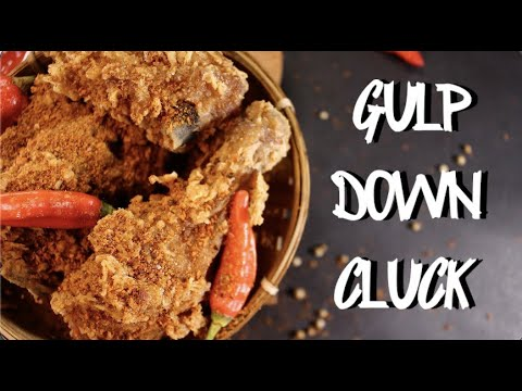 """""""Gulp Down Cluck"""" (Bruno Mars Parody) - Young Jeffrey's Song of the Week"""