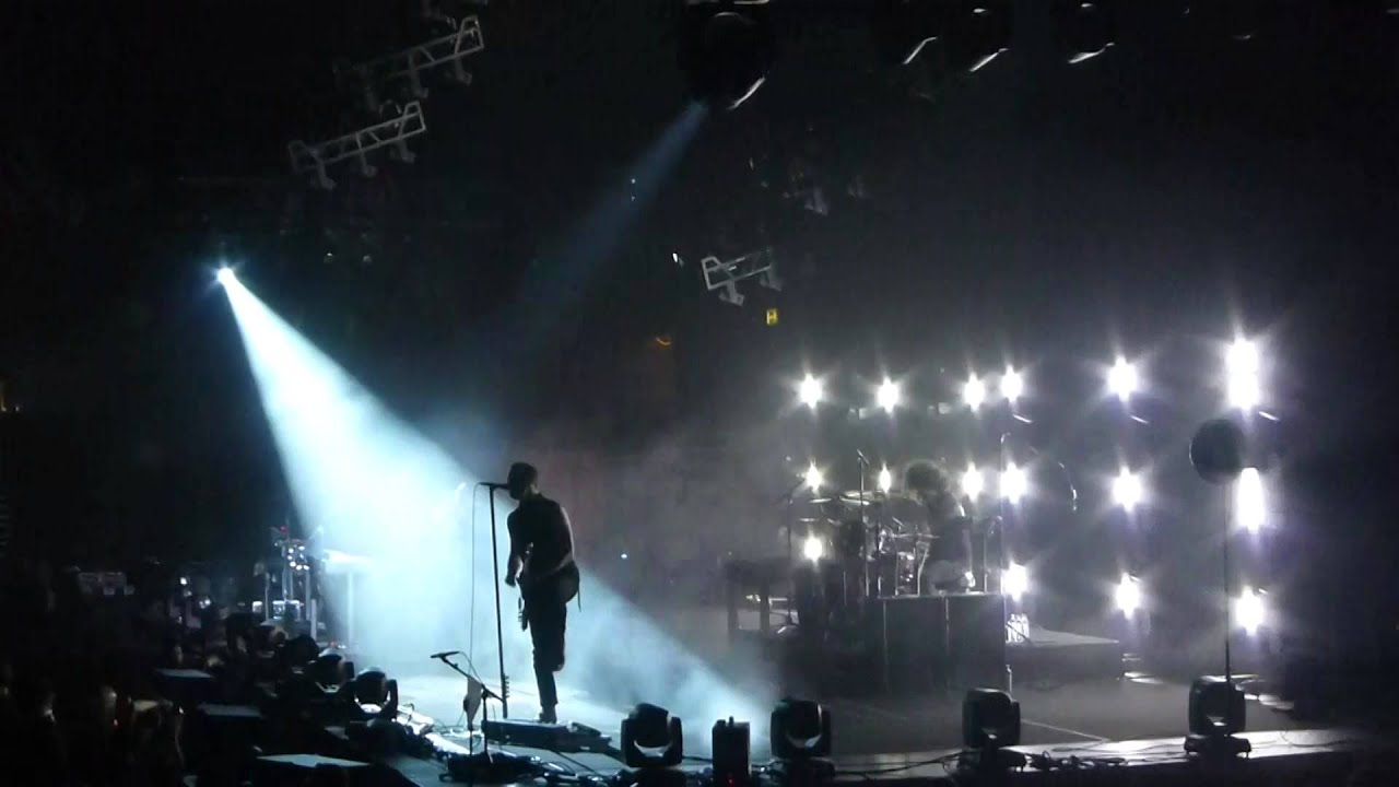 Nine Inch Nails - Survivalism - Birmingham LG Arena - 18th May 2014 ...