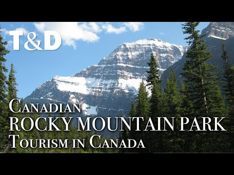 Canadian Rocky Mountains Park - Landscape Documentary 🇨🇦 Travel & Discovery