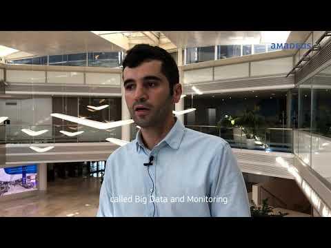 Tech Life @ Amadeus: Ahmed Oulabas