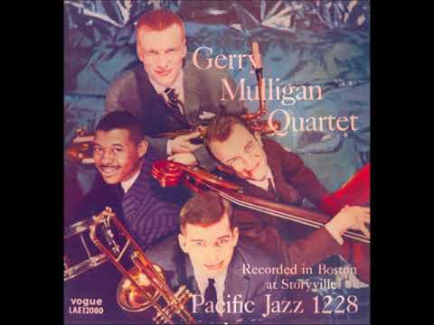 Gerry Mulligan  - Recorded in Boston at Storyville ( Full Album )