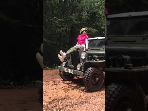 Jeep tour phú quốc