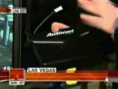 Autonet Mobile on The Today Show