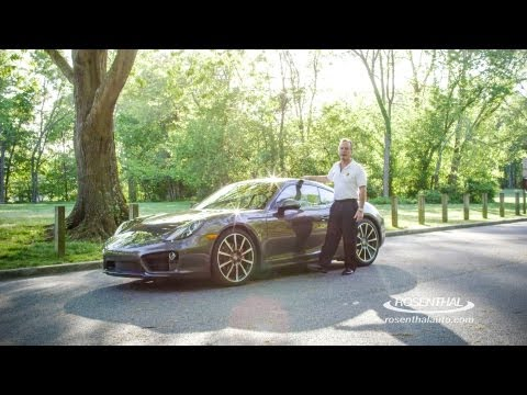 2014 Porsche Cayman S Test Drive & Review