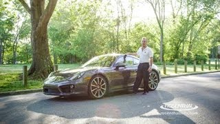 2014 Porsche Cayman S Test Drive & Review