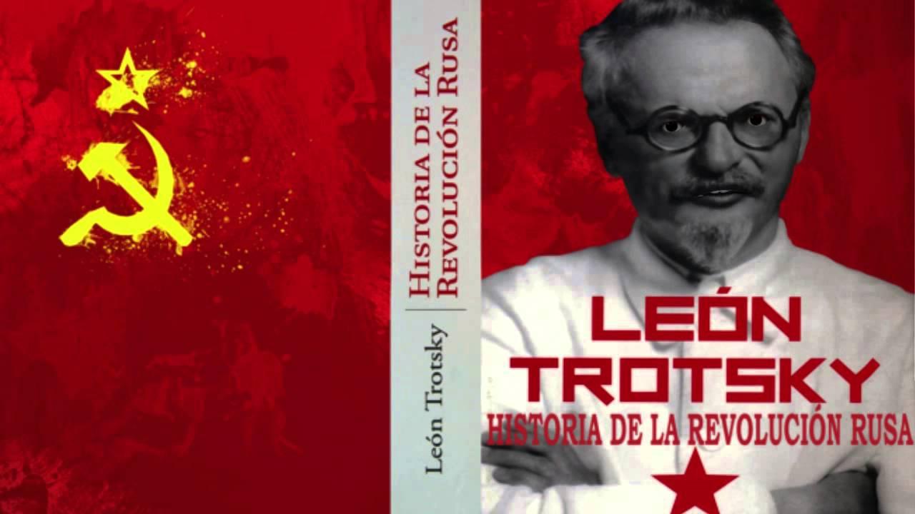 Historia de la Revolución Rusa. León Trotsky - YouTube