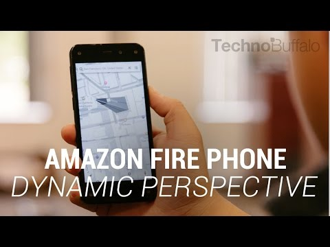 Amazon Fire Phone: What the Heck Is Dynamic Perspective?
