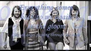 ABBA - Like An Angel Passing Through My Room with Lyrics