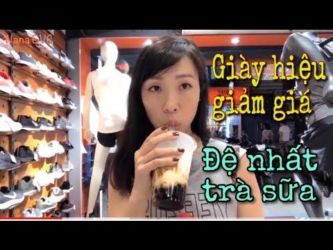 [ENG SUB] Đệ nhất trà sữa Đài Loan, giày hiệu giảm giá - Top #1 bubble tea in Taipei, Taiwan