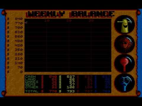 Traders: The Intergalactic Trading Game (1992, Linel)