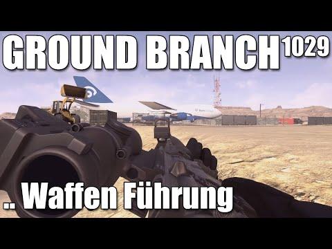 Ground Branch, Waffen