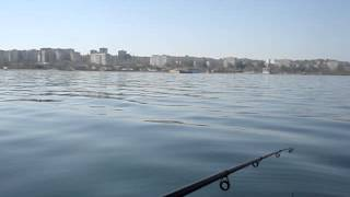 рыбалка с лодки на азовском море(Наша рыбалка на азовском море. Ловля бычка на Азове. Ловля бычка. Рыбалка на бычка. Рыбалка на азовском море..., 2013-05-09T05:37:31.000Z)