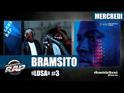 Youtube: Planète Rap – Bramsito«Losa» avec SDM #Mercredi
