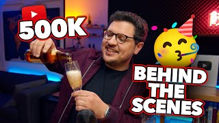 How I Make & Ręsearch My Videos! You Asked, I Answered: 500K Sub Special!