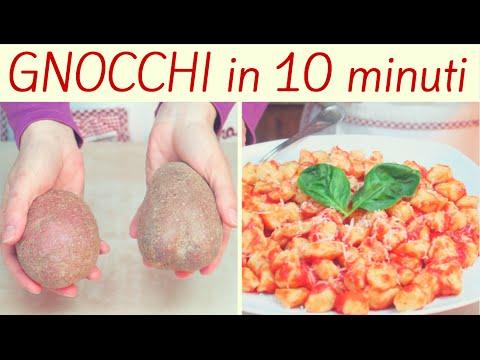 Gnocchi di patate facilissimi quick and easy gnocchi for Gnocchi di ricotta fatto in casa da benedetta