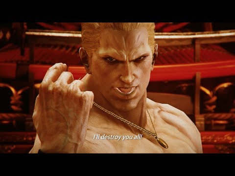 TEKKEN 7 - Geese Howard Reveal Trailer | PS4, XB1, PC