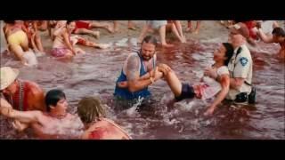 Piranha2010 Party BloodBath scene HD Part 2
