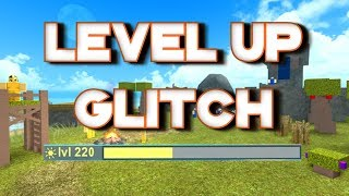 Roblox | Booga Booga LEVEL UP GLITCH?? Infinite / unlimited exp method!!