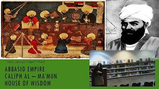Measuring, Mapping and Observing the World: House of Wisdom Scientists