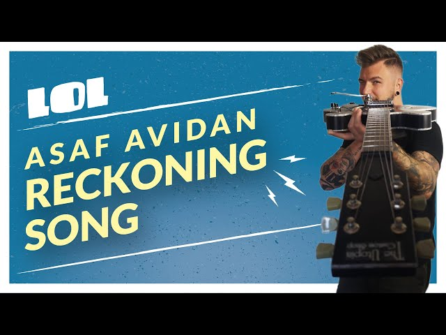 HOW to PLAY... Asaf Avidan, RECKONING SONG [ L.O.L. ] Guitar + Loop Station